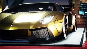 gold lamborghini need for speed payback gold plated lamborghini car heist youtube