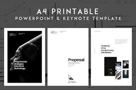 a4 vertical powerpoint presentation presentation templates