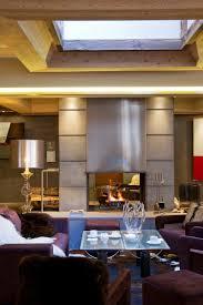 cheminee moderne design cheminée bois moderne allumez le feu chez vous