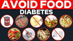 dangerous foods for diabetic patients health tips youtube