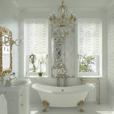 Bathroom Chandeliers Ideas Vanity Luxurious Mansion Bathrooms Pictures Designing Idea Gold