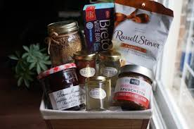 kitchen gift baskets s kitchen gift basket the generous host