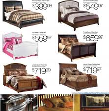 thread ashley furniture home store flyer apr 14 to may 2nd red