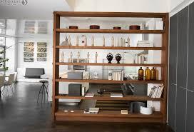 Bookcases As Room Dividers Open Bookshelf Room Divider In Bedroom Home Interiors Interesting