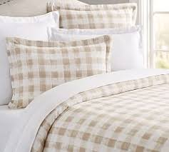 Her Side His Side Comforter Bedding Sale Pottery Barn