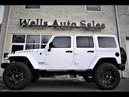 jeep lifted pink custom jeeps for sale near warrenton va lifted jeeps for sale in