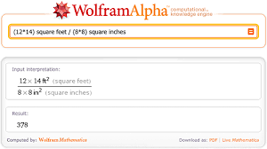8 feet in inches handy home improvement tools in wolfram alpha wolfram alpha blog