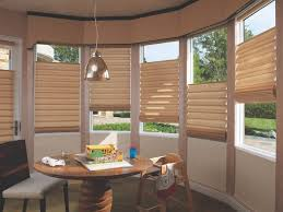 Blinds For Bow Windows Decorating Blinds U0026 Shades For Bay And Corner Windows Window Decor Of Fairfax