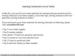 nursing instructor cover letter letter formats office assistant