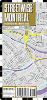 Map Of Areas To Avoid In New Orleans by Streetwise Montreal Map Laminated City Center Street Map Of