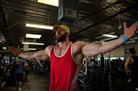 here s bradley martyn s chest and arm routine flex offense