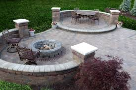 Ideas For Paver Patios Design Awesome Paver Patio Retaining Wall Ideas Ozy Chair For Home