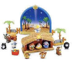nativity sets 7 kid durable nativity sets