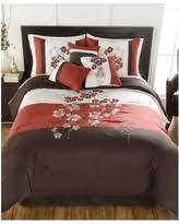 Rust Comforter Set Get The Deal 70 Off 7 Pc Fez Lattice Geometric Quatrefoil
