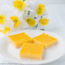 pineapple mango coconut bars little sweet baker