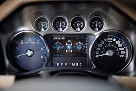 2011 ford f series super duper duty with new gasoline and diesel