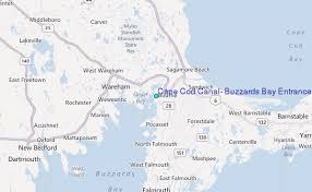 location canap cape cod canal buzzards bay entrance massachusetts tide station