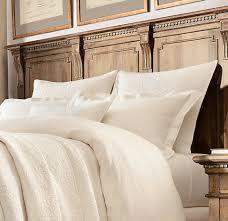 restoration hardware bed linens elegant restoration hardware