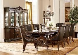 dining room sets dallas designer furniture orleans formal dining room set in cherry