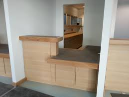 Bespoke Reception Desk Bespoke Reception Desk At A Site In Gloucestershire Springfield