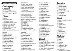 registry list for wedding ideas about wedding registry checklist pdf curated quotes