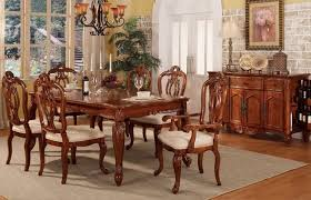 modern ideas cherry wood dining room chairs shining design formal