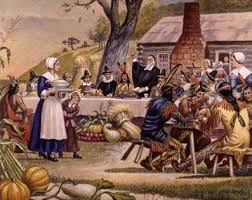 the pilgrims and the thanksgiving issues in perspective