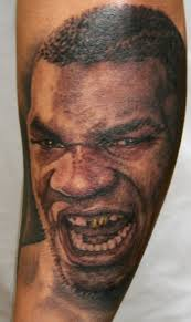 mike tyson portrait by phil young tattoonow