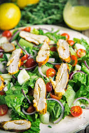 chicken shawarma salad paleo leap