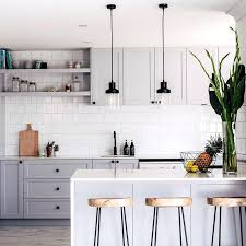 gray kitchen cabinets wall color love the gray cupboards aura