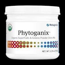 phytoganix metagenics inc