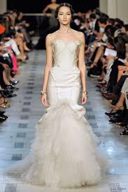 zac posen wedding dresses zac posen 2012 ready to wear wedding inspirasi