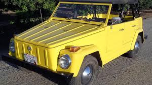 volkswagen thing 1973 volkswagen thing t22 monterey 2016