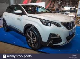 peugeot 3008 2017 stuttgart germany march 02 2017 compact crossover peugeot