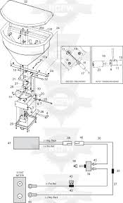 snowex 375 tailgate salt spreader diagram rcpw parts lookup rcpw