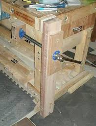Woodworking Bench Vise Plans Here How To Install A Woodworking Bench Vise Work Etos