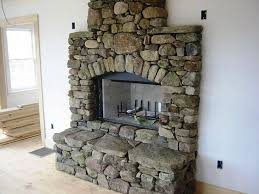 natural stone fireplace natural stone fireplaces design ideas nice fireplaces firepits
