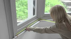 measuring for bay window shutters youtube