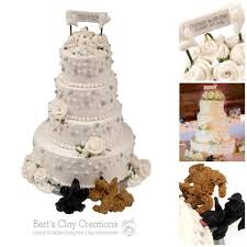 wedding cake ornament custom ornaments sculptures bert s clay creations