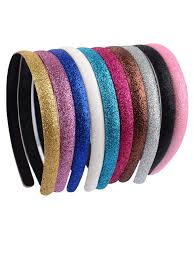 glitter headbands kenz laurenz 12 pack glitter headbands u
