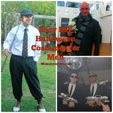 easy to make halloween costumes for men 10 easy last minute