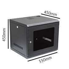 8u wall mount cabinet 8u 8ru 19 wall mount rack cabinet450mm deep wc8u 19 inch pro