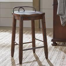 furniture adjustable height bar stools with backs bar stool