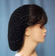 free crochet hair net patterns soft rayon crocheted snood hair