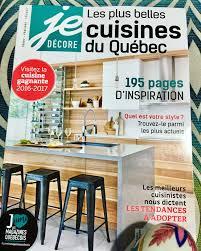 magazine cuisine qu ec conception aménagement simard cuisine salle de bain stylisme
