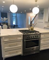 prestige home design nj this is a beautiful kitchen prestige stone calcatta gray quartz