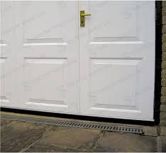 Overhead Door Threshold by Garage Design Content Garage Door Seal Strip How To Seal Your