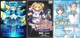 Sao Light Novels Why You Should Support The English Light Novel Industry And How