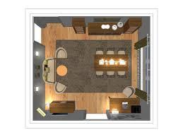 Wohnzimmer Einrichten Grundriss Wohnzimmerplanung Von Innenarchitekten Raumax