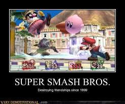 Smash Bros Memes - super smash bros very demotivational demotivational posters